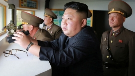 N Korea says sanctions will speed up nuclear programme