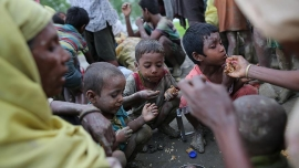 Bangladesh wants permanent solution for Rohingya crisis