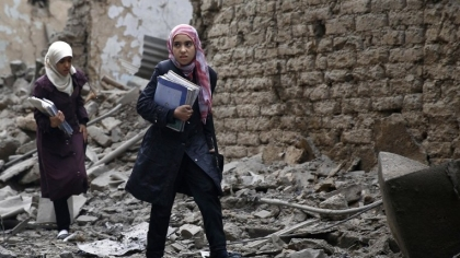 Over 24,700 women killed in Syria since 2011: NGO