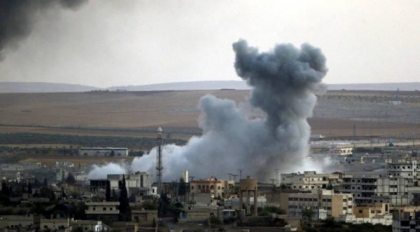 '484 civilians killed' in US-led strikes against ISIL