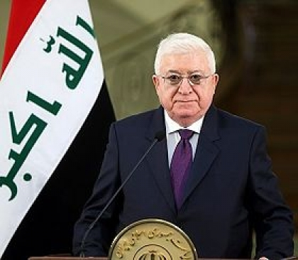 Masum: We are working to open channels of dialogue between Baghdad and Kurdistan