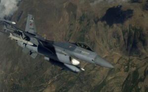 Turkish warplanes launch raids on PKK positions in the Kurdistan region