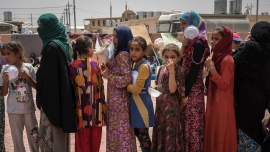 UNICEF: 50 million children uprooted by crises