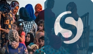Speda channel launches a campaign to collect aid for families of western Kurdistan