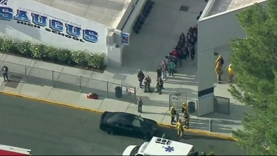 5 victims at California high school shooting