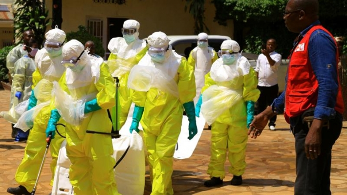 DRC Ebola outbreak still not global emergency, says WHO