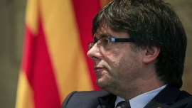 Spain issues arrest warrant for the Catalan president