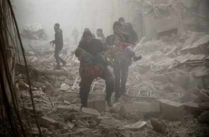 214 chemical attacks by Syrian regime since 2011: NGO