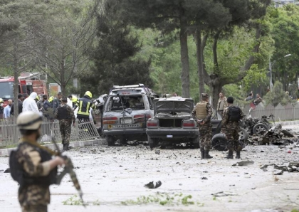 Afghanistan: 18 people killed in car-suicide bombing