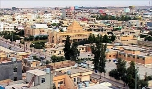 Two people killed in Erbil