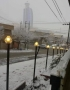 In pictures ... Snowfall in Sulaymaniyah
