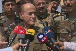 Peshmerga minister : ISIS has golden opportunity to regroup