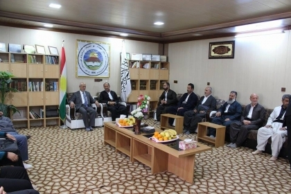 Kurdistan Islamic Union: We are not responsible for the failure to rule the region