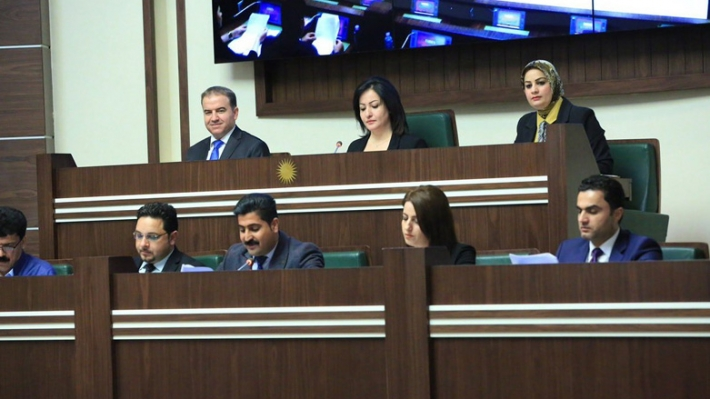Kurdistan Parliament announces the names of candidates for the presidency of the region