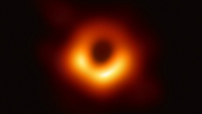 This is the first-ever picture of a black hole