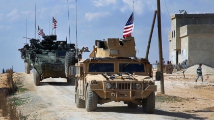 US establishes two military base in Manbej