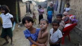 Commission urges Myanmar to end Rohingya restrictions