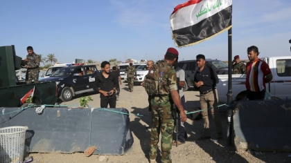 ISIL claims attack on pro-government militia in Iraq