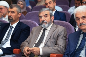 "Secretary-General of the KIU participates in the ""Ethics"" conference in Sulaimaniyah"