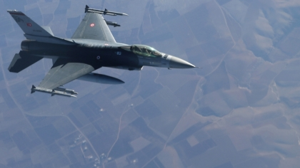 Turkish aircraft renewed shelling of border areas in the Kurdistan Region