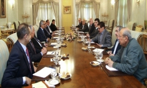The two parties of power meet again in Sulaymaniyah
