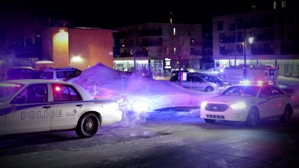 Video...3 Gunmen Shoot And Kill At Least 5 People At Mosque In Quebec City Canada