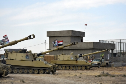 Iraq denies pull-out from oil-rich Kirkuk
