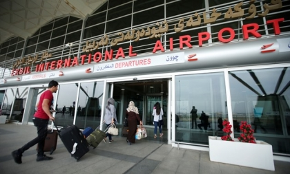 Egypt to resume flights to Kurdistan
