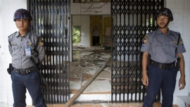 Myanmar closes mosque and seminary in Yangon