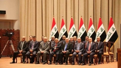 Iraqi parliament meets tomorrow to vote on the completion of the remaining ministries of the Iraqi government