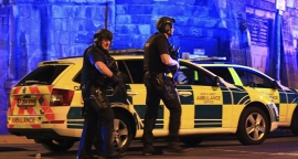 UK police arrest man in relation to Manchester attack