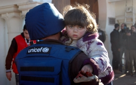 20 million children need immediate aid, UNICEF says