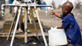 WHO: 2.1 billion people lack safe drinking water