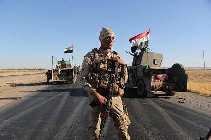 The Iraqi Army issues an explanation for the deployment of troops near Sulaymaniyah and Erbil