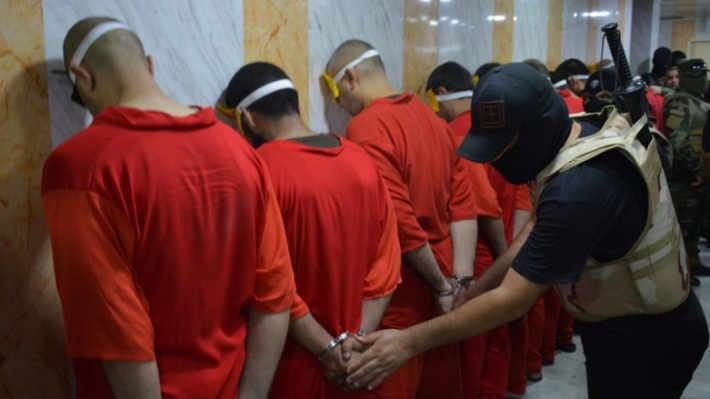 Iraq court sentences four to death for joining ISIS