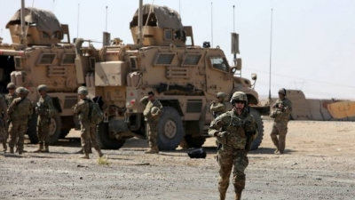 Rockets hit Iraq military base housing US forces