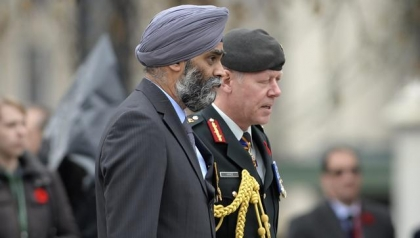 Canada planning to arm the Peshmerga forces