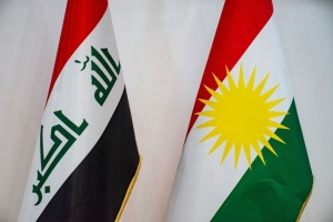 A Kurdish delegation visits Baghdad to discuss the formation of the new government