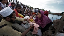 UN: Rohingya abuses may be crimes against humanity
