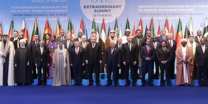 OIC declares East Jerusalem as Palestinian capital