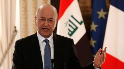 Barham Salih: The infrastructure of Iraq is not at required level