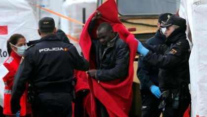 Spain: Almost 800 refugees rescued off southern coast