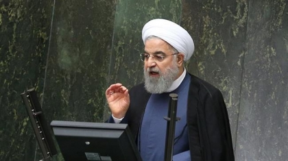 Iran's Rouhani questioned in parliament