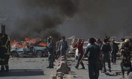 Suicide car bombing in Kabul kills at least 40