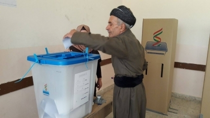 Ending the registration of political entities for the Iraqi elections