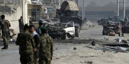 Dozens of Afghan police recruits dead in Taliban attack