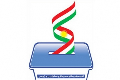 The registration of the candidates names for the Kurdistan Parliament elections begins next week