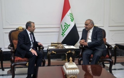 Lebanese foreign minister seeks to lift visa for Iraqis