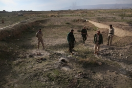 Sinjar...remains of more than 1,500 Yazidis were found in mass graves
