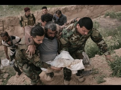 "Peshmerga forces received dozens of fleeing from the areas controlled by ""ISIS"""